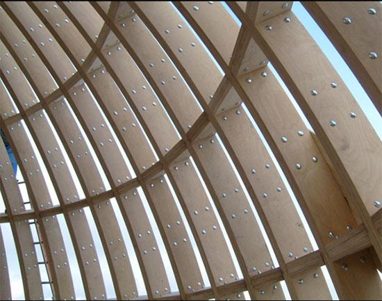 Art-technique-bois-charpente-dome-chapelle-walcourt-givet2