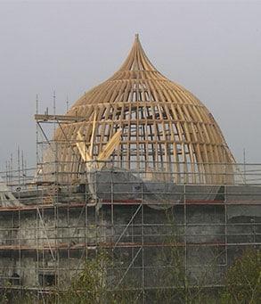 Art-technique-bois-charpente-dome-chapelle-walcourt-givet3