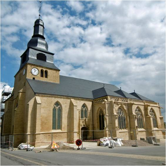 Eglise Marville