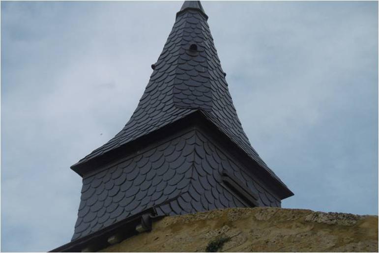 You are currently viewing Clocheton du cimetière de Marville (55)
